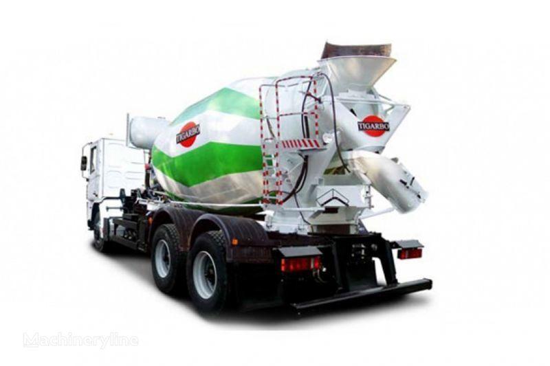 KRAZ P23.2  camion malaxeur