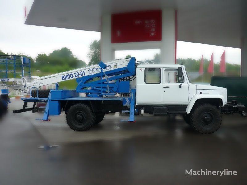 GAZ Sadko camion nacelle