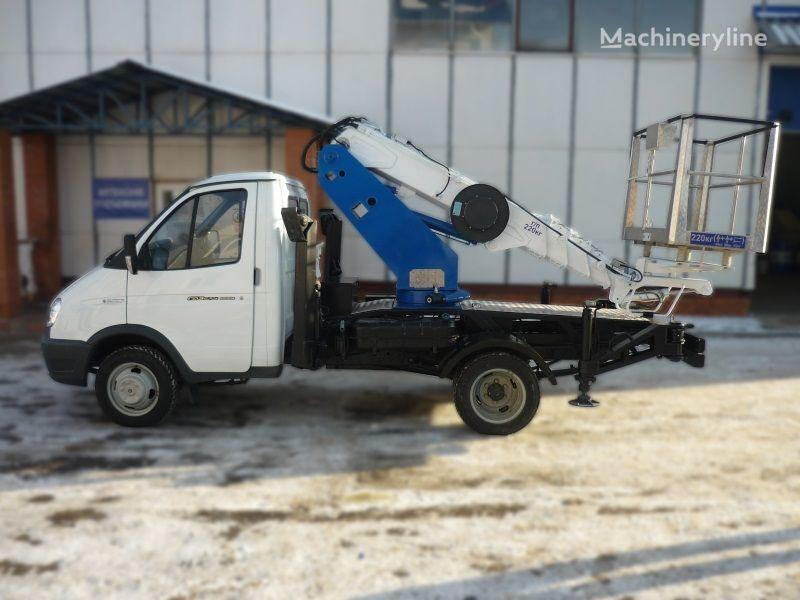 GAZ VIPO-12t na baze GAZEL camion nacelle