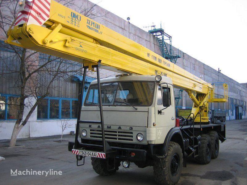 KAMAZ camion nacelle