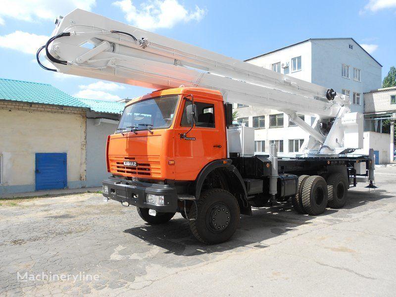 KAMAZ VS-32  camion nacelle