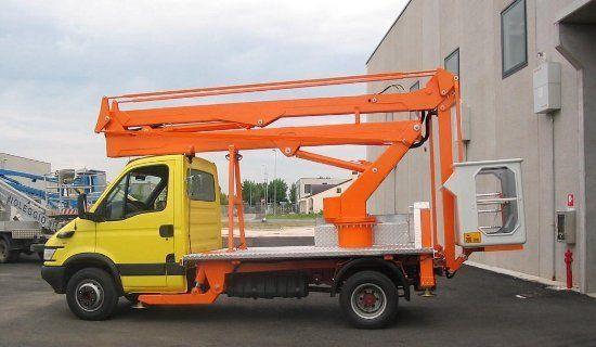 TECCHIO camion nacelle neuf