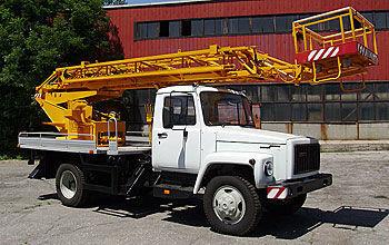 ZIL AP-18 camion nacelle