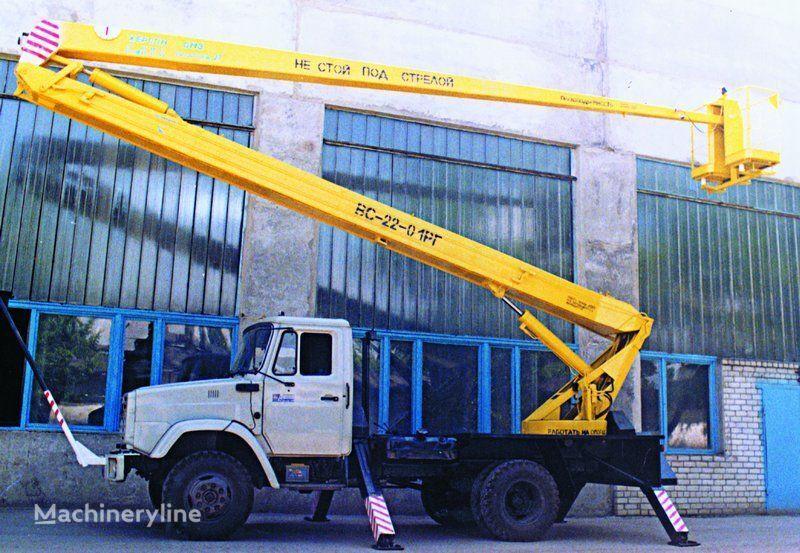 ZIL VS—22-01  camion nacelle