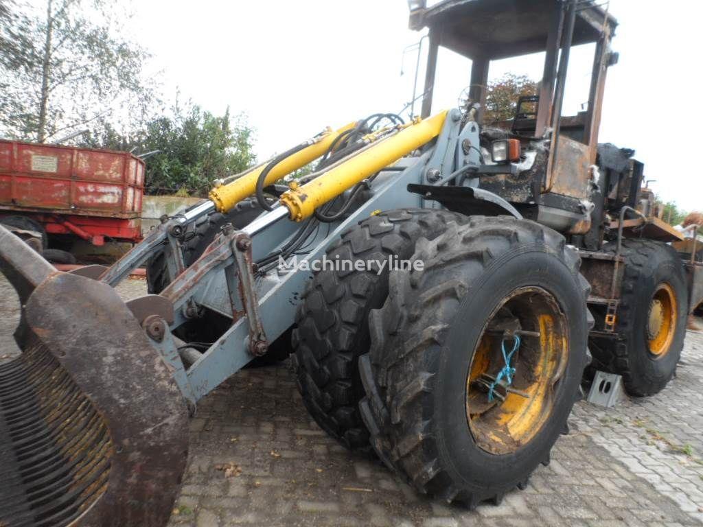 WERKLUST WG35D (Brandschade) chargeur sur pneus