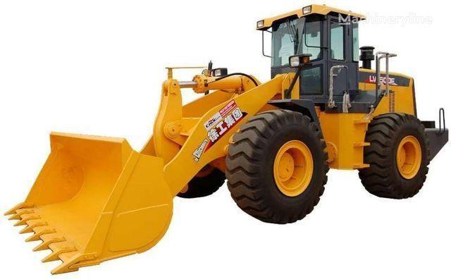 XCMG LW500F chargeur sur pneus
