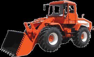 HTA-200-06 chargeur sur pneus