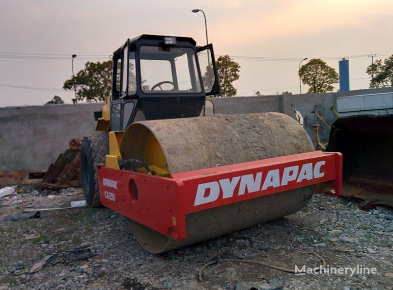 DYNAPAC CA25D compacteur monocylindre