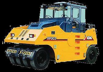 XCMG XP302  compacteur à pneu neuf