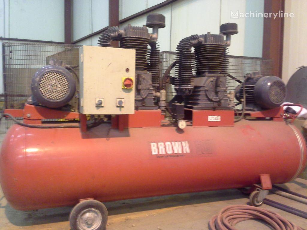 Diversen BROWN LT 500 compresseur