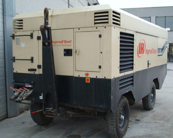 INGERSOLL RAND 12/235 VHP825 compresseur