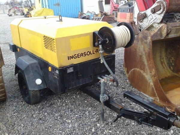 INGERSOLL RAND  P130-WD  compresseur