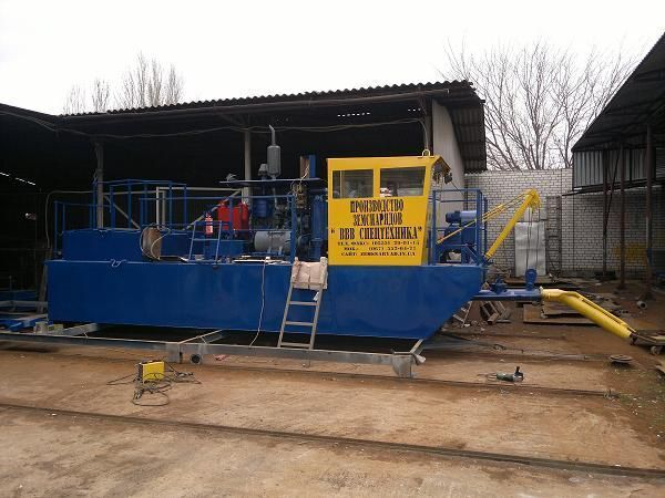 NSS 160/30-F dragage neuf
