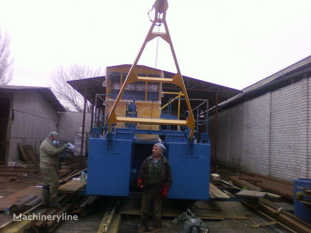 NSS Zemsnaryad 600/40-GR dragage neuf