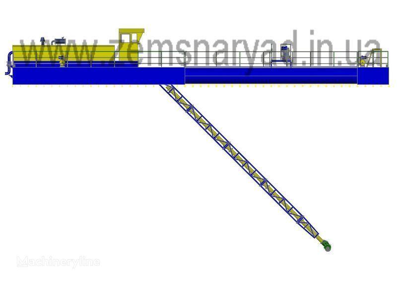 NSS Zemsnaryad NSS 1600/25-F-K dragage neuf