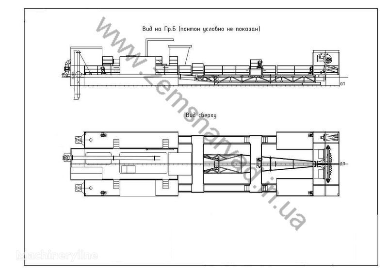 NSS Zemsnaryad NSS 6000/60 K GR dragage