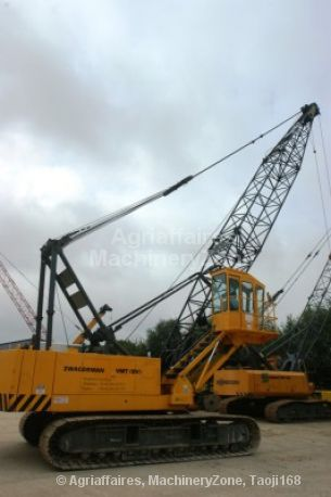 HITACHI KH-180-2 dragline