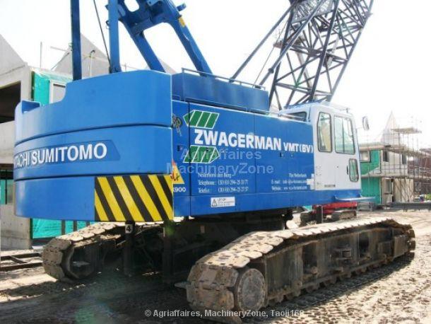 HITACHI Sumitomo SCX 900 dragline