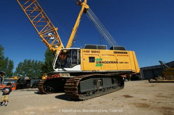 LIEBHERR HS 885 HD dragline