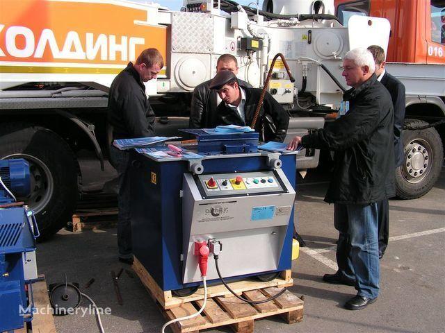 Stanok dlya izgiba i rubki armatury TR 38/45 équipement industriel