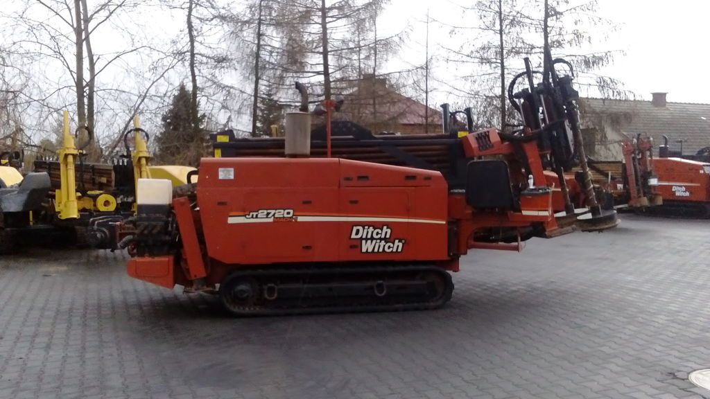 DITCH-WITCH 2720 mach1 foreuse horizontale