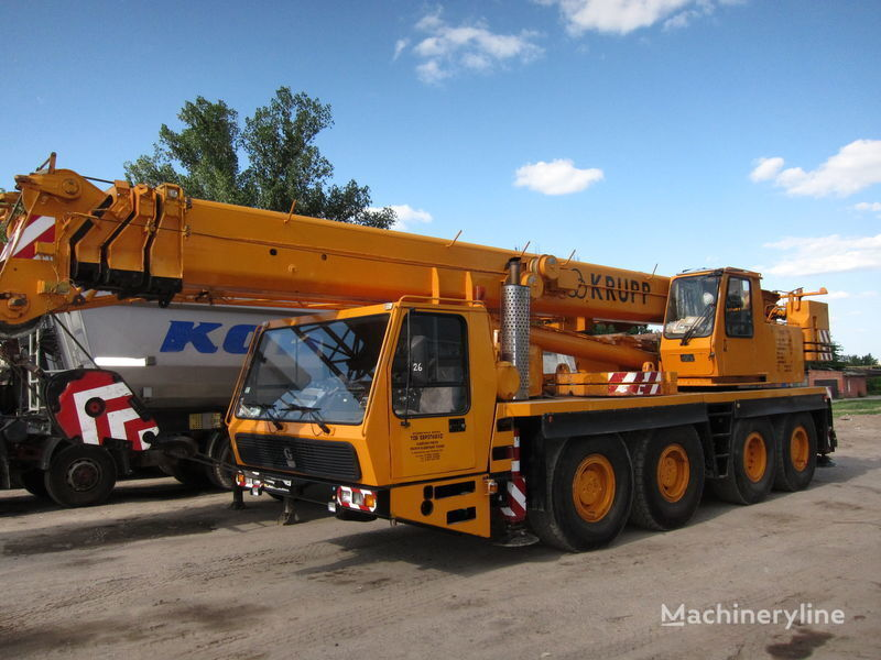 GROVE GMK 4070 grue mobile
