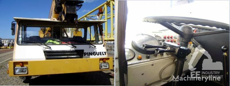 PINGUELY INTEGRAL 18 grue mobile