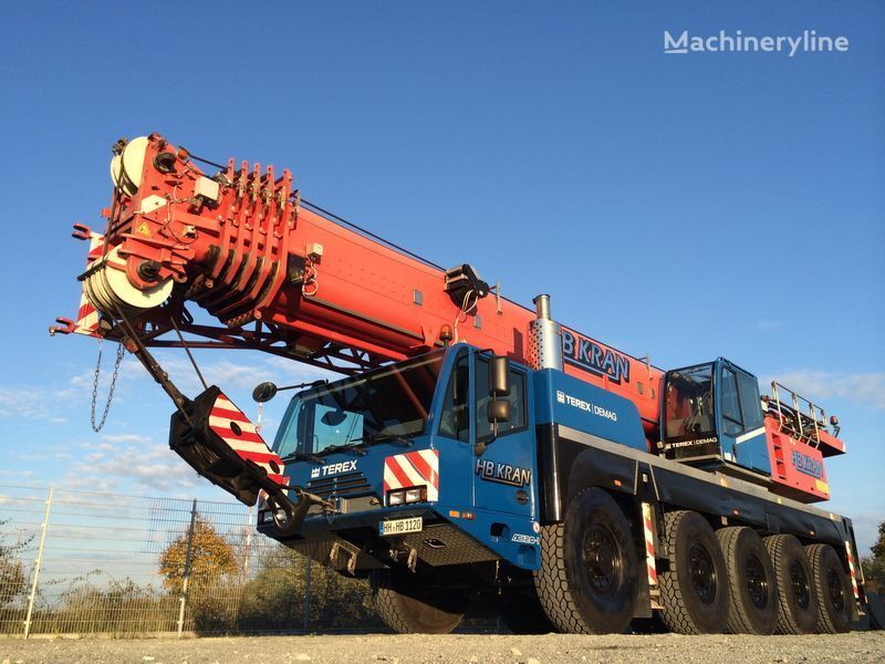TEREX AC 120 (SOLD) grue mobile