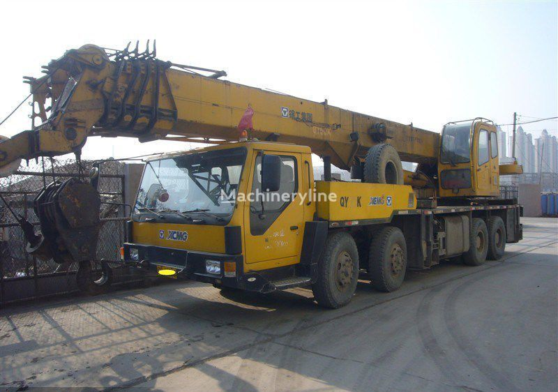 XCMG QY50K grue mobile