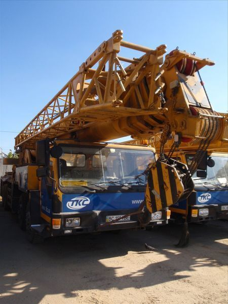 XCMG QY65K grue mobile