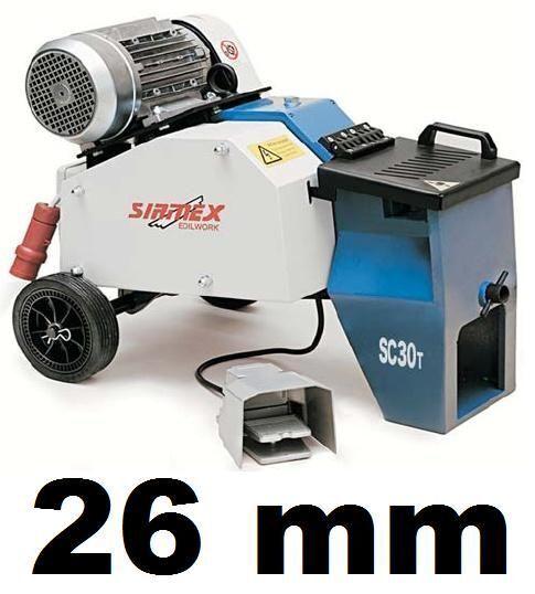 SIRMEX SC30 T machine de armature neuf
