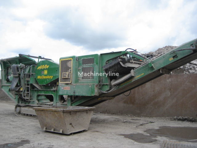 McCLOSKEY JAA machine de concassage