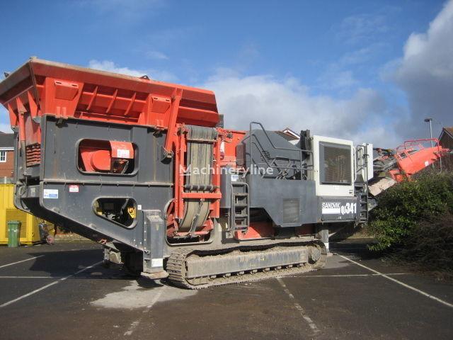 SANDVIK QJ341 machine de concassage