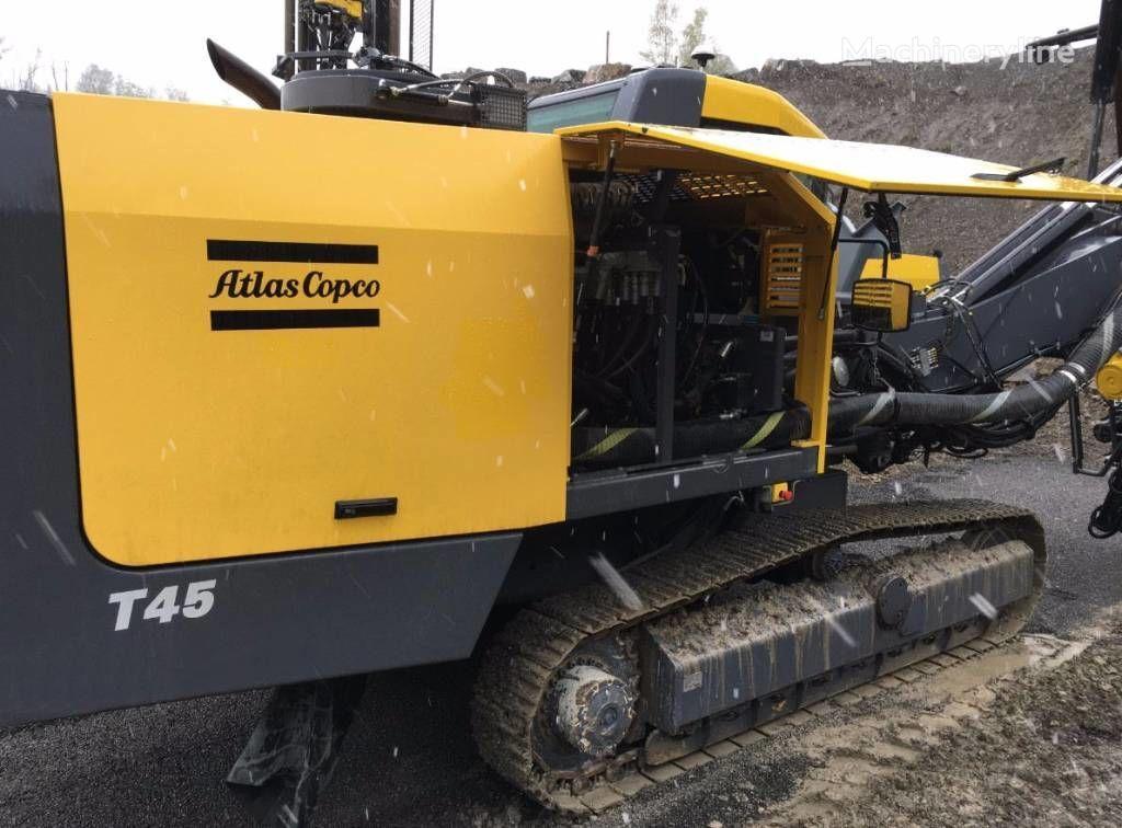 Vente des atlas copco smartroc t45 machines de forage du for Prix d un forage