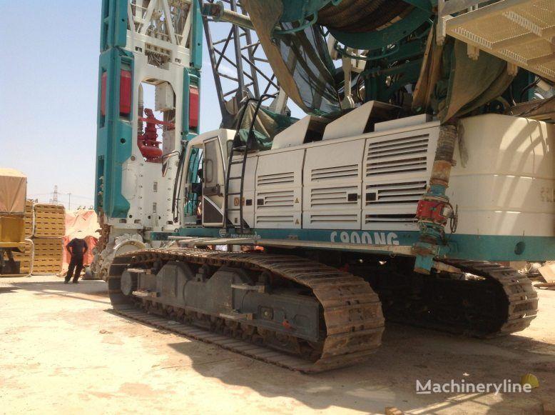 CASAGRANDE FD90 on C900 crane  EXCELLENT CONDITION!!! machine de forage