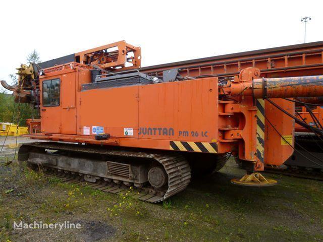 Junttan PM26 - 40 LC machine de forage