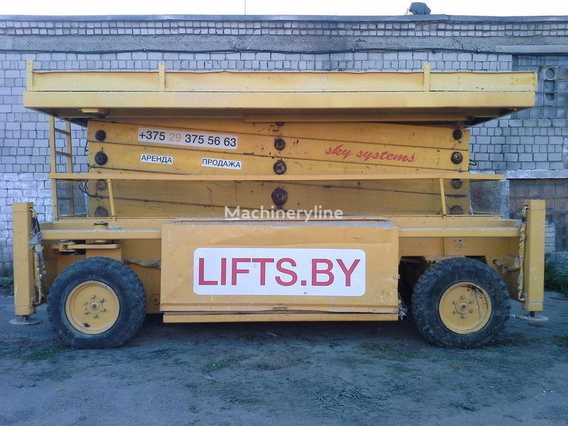 LIFTLUX SL-205-25   22.5m  4*4 nacelle ciseaux