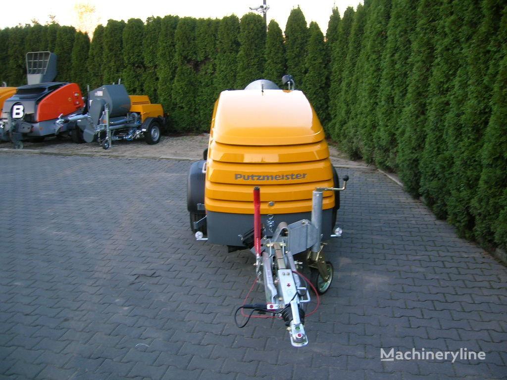 PUTZMEISTER M740/4 NEW GENERATION pompe à béton fixe neuf