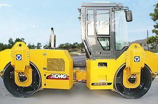 XCMG XD81E rouleau compresseur neuf
