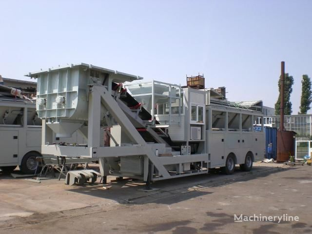 EUROMIX 75 Dynamik usine à béton
