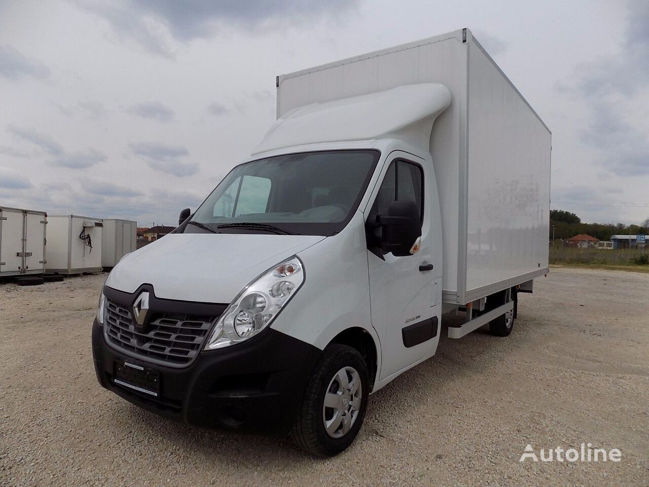 VOLKSWAGEN Crafter XLH2, 15,6m3, 136Ps fourgon utilitaire neuf