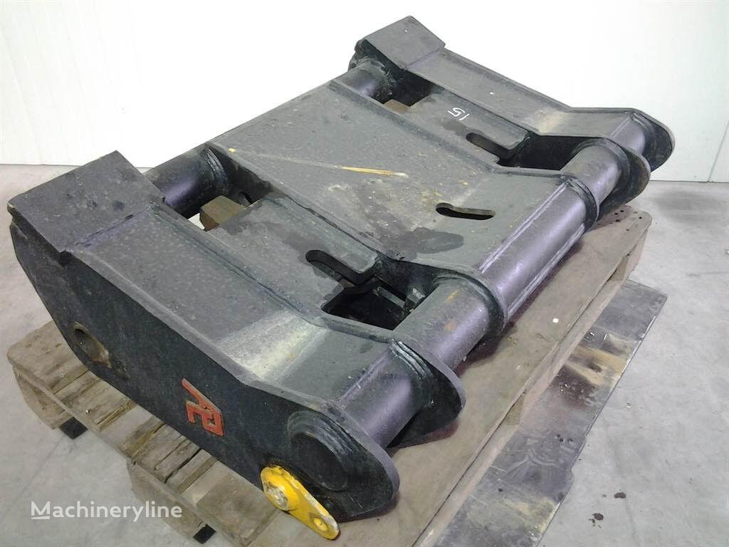 attache rapide pour Verachtert SW2000 chargeur sur pneus