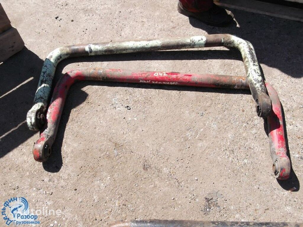 zadnego mosta barre stabilisatrice pour camion
