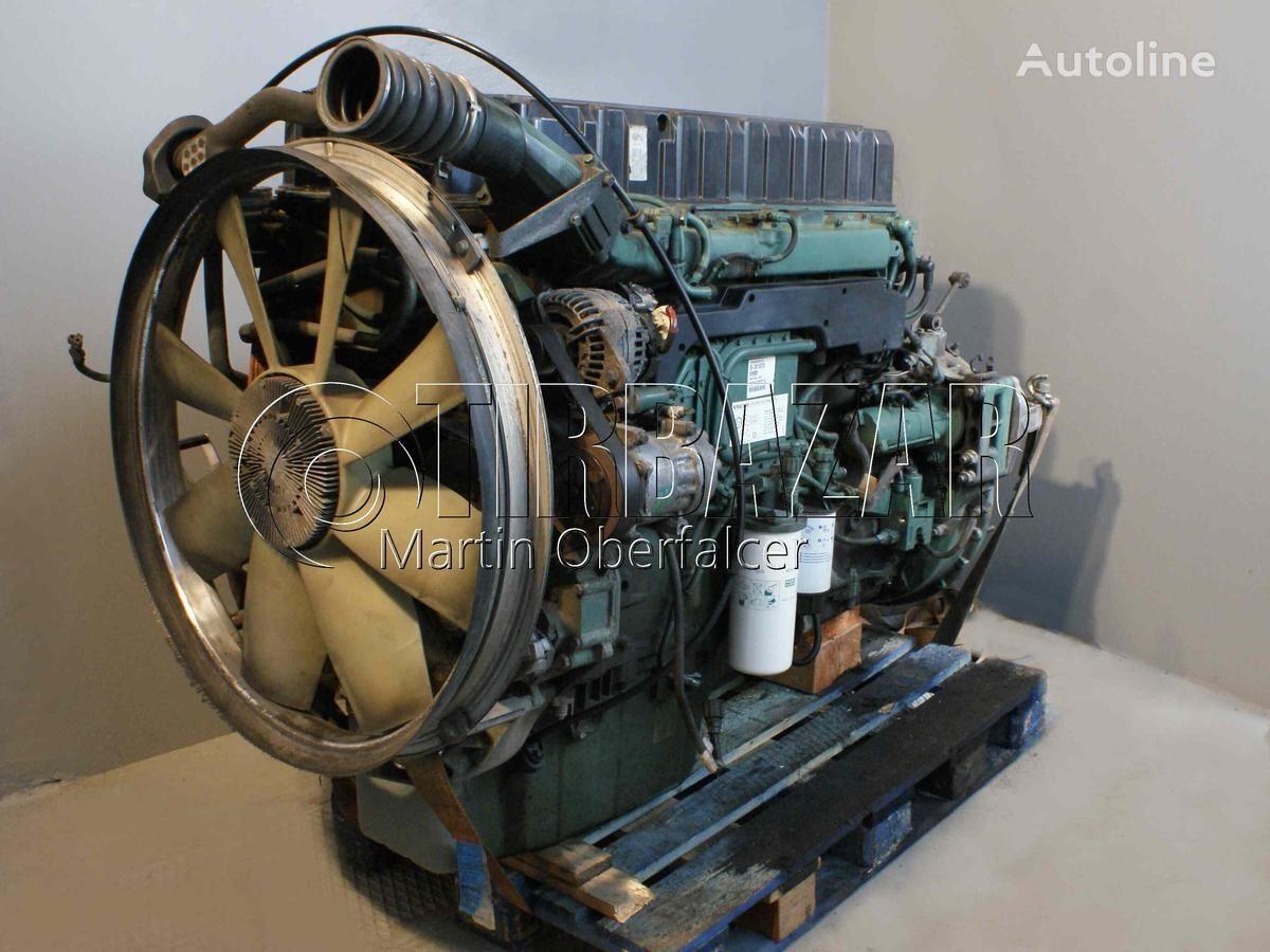 bloc moteur pour VOLVO motor D12D 380/420/460 EURO 3 camion