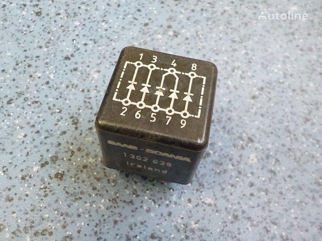 Blok elektronnyy (diodnyy blok) boîte de commande pour camion