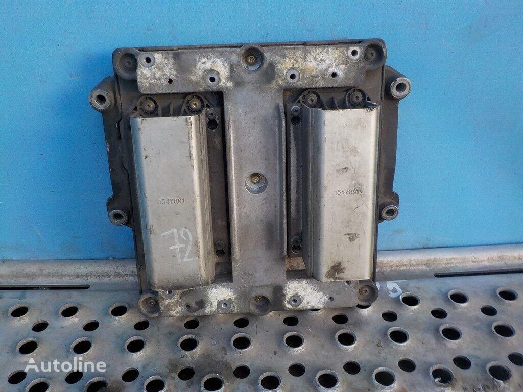 Blok upravleniya dvigatelem (ECU EMS) DC1210L01/EVRO4/340L.S./HPI (Scania) boîte de commande pour camion