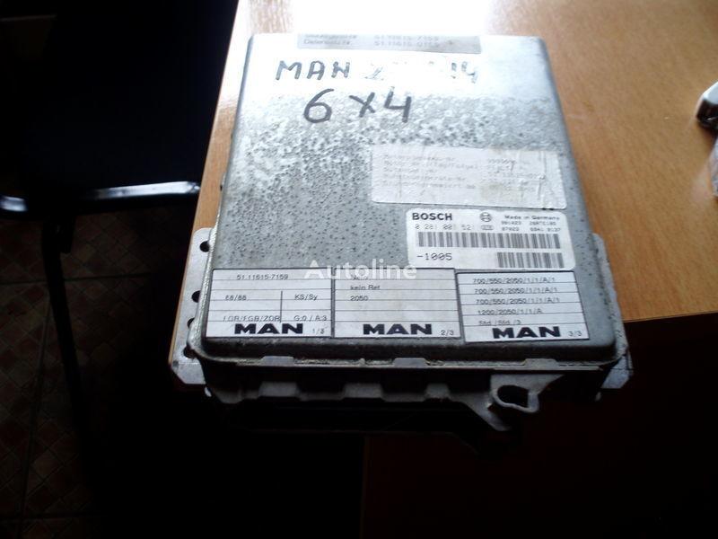 BOSCH 0281001521 ECU  51.11615.7159 boîte de commande pour 27.414 camion