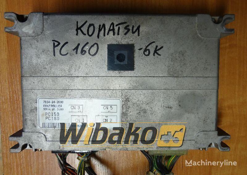 Computer Komatsu 7834-24-2000 boîte de commande pour 7834-24-2000 autre matériel TP