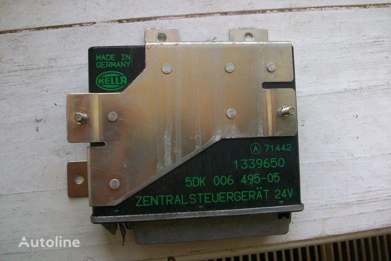 Centralnyy blok upravleniya elektronikoy 5DK 006 495-05 boîte de commande pour DAF tracteur routier