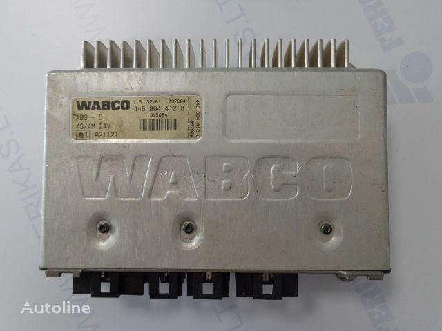 WABCO 4460044120 , 4460044140 Control unit 131568 44460044120 , 4460044140 (WORLDWIDE DELIVERY) boîte de commande pour DAF 105 XF tracteur routier